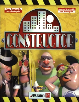 Constructor cover
