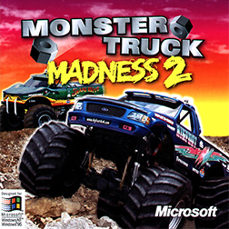 Monster Truck Madness 2 cover