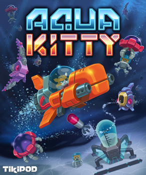 Aqua Kitty: Milk Mine Defender cover
