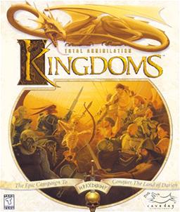 Total Annihilation: Kingdoms cover
