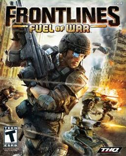 Frontlines: Fuel of War cover