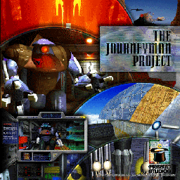 The Journeyman Project cover