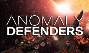 Anomaly Defenders cover