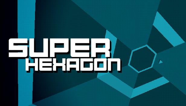 Super Hexagon cover