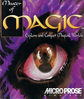 Master of Magic cover