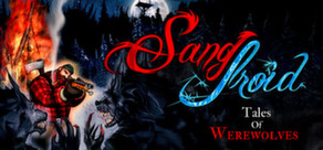 Sang-Froid: Tales of Werewolves cover