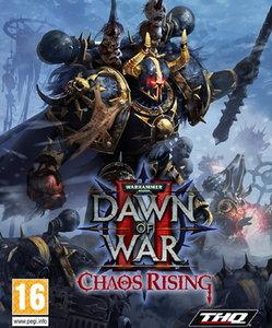 Warhammer 40,000: Dawn of War II: Chaos Rising cover
