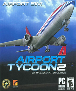 Airport Tycoon 2 cover
