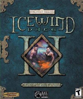 Icewind Dale II cover