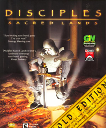 Disciples: Sacred Lands cover