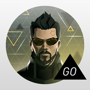Deus Ex GO cover