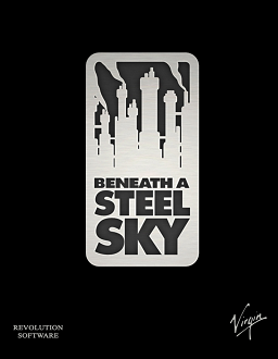 Beneath a Steel Sky cover