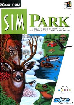 SimPark cover