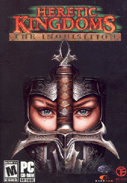 Heretic Kingdoms: The Inquisition cover