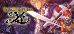 Ys: The Oath in Felghana cover