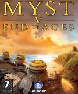 Myst V: End of Ages cover