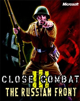 Close Combat III: The Russian Front cover