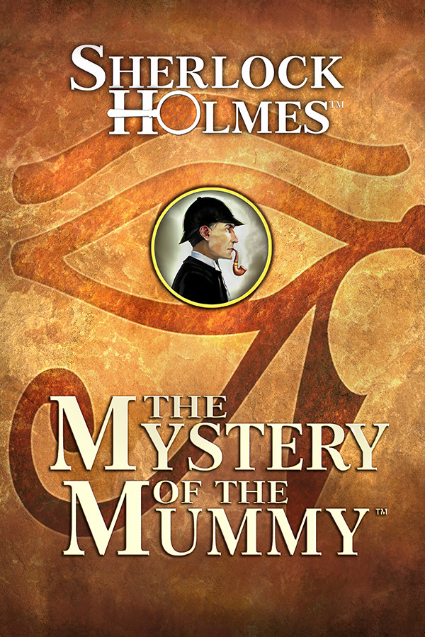 Sherlock Holmes: The Mystery of the Mummy cover
