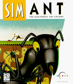 SimAnt: The Electronic Ant Colony cover
