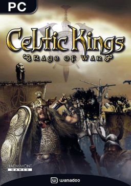 Celtic Kings: Rage of War cover