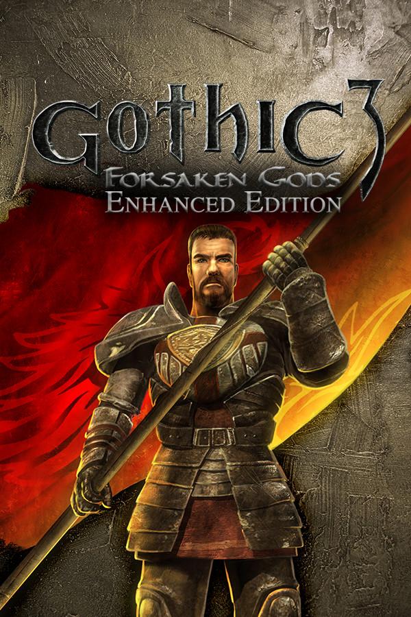 Gothic 3: Forsaken Gods cover