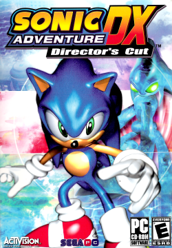 Sonic Adventure DX - PCGamingWiki PCGW - bugs, fixes