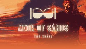 Aeon of Sands - The Trail cover