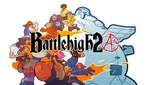 Battle High 2 A+ cover