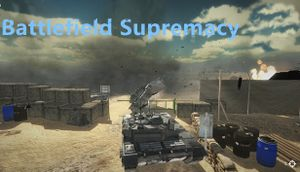 Battlefield Supremacy cover