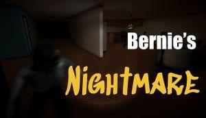 Bernie's Nightmare cover