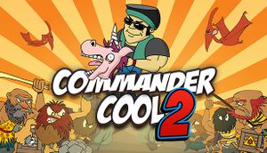 Commander Cool 2 cover