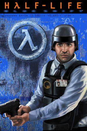 Half-Life: Blue Shift cover