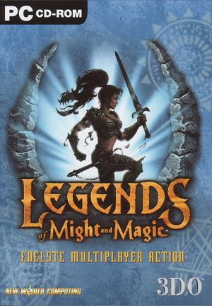 Legends of Might and Magic cover