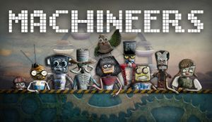Machineers - Episode 1: Tivoli Town cover