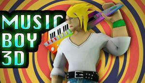 Music Boy 3D cover