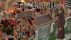 The Lost Heir 3: Demon War cover