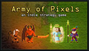 Army of Pixels cover