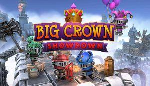 Big Crown: Showdown cover