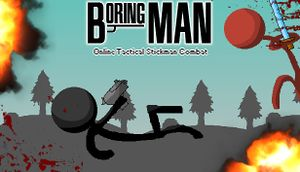Boring Man - Online Tactical Stickman Combat cover