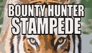 Bounty Hunter: Stampede cover