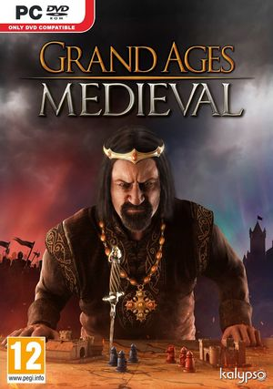 Grand Ages: Medieval cover