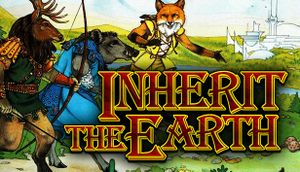 Inherit the Earth: Quest for the Orb cover