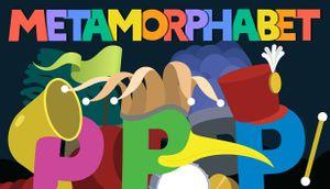 Metamorphabet cover