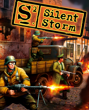 Silent Storm cover