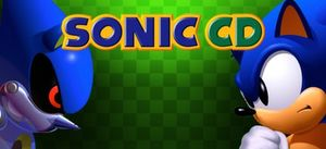 Sonic CD cover