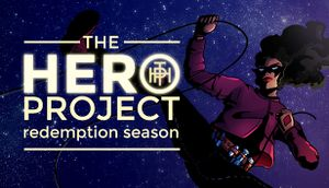 The Hero Project: Redemption Season cover