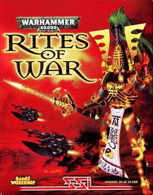 Warhammer 40,000: Rites of War cover