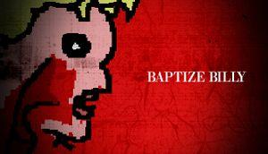 Baptize Billy cover