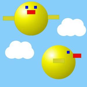 Bouncy Ducks cover