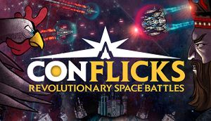 Conflicks - Revolutionary Space Battles cover